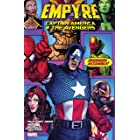 Empyre: Captain America & The Avengers (English Edition)
