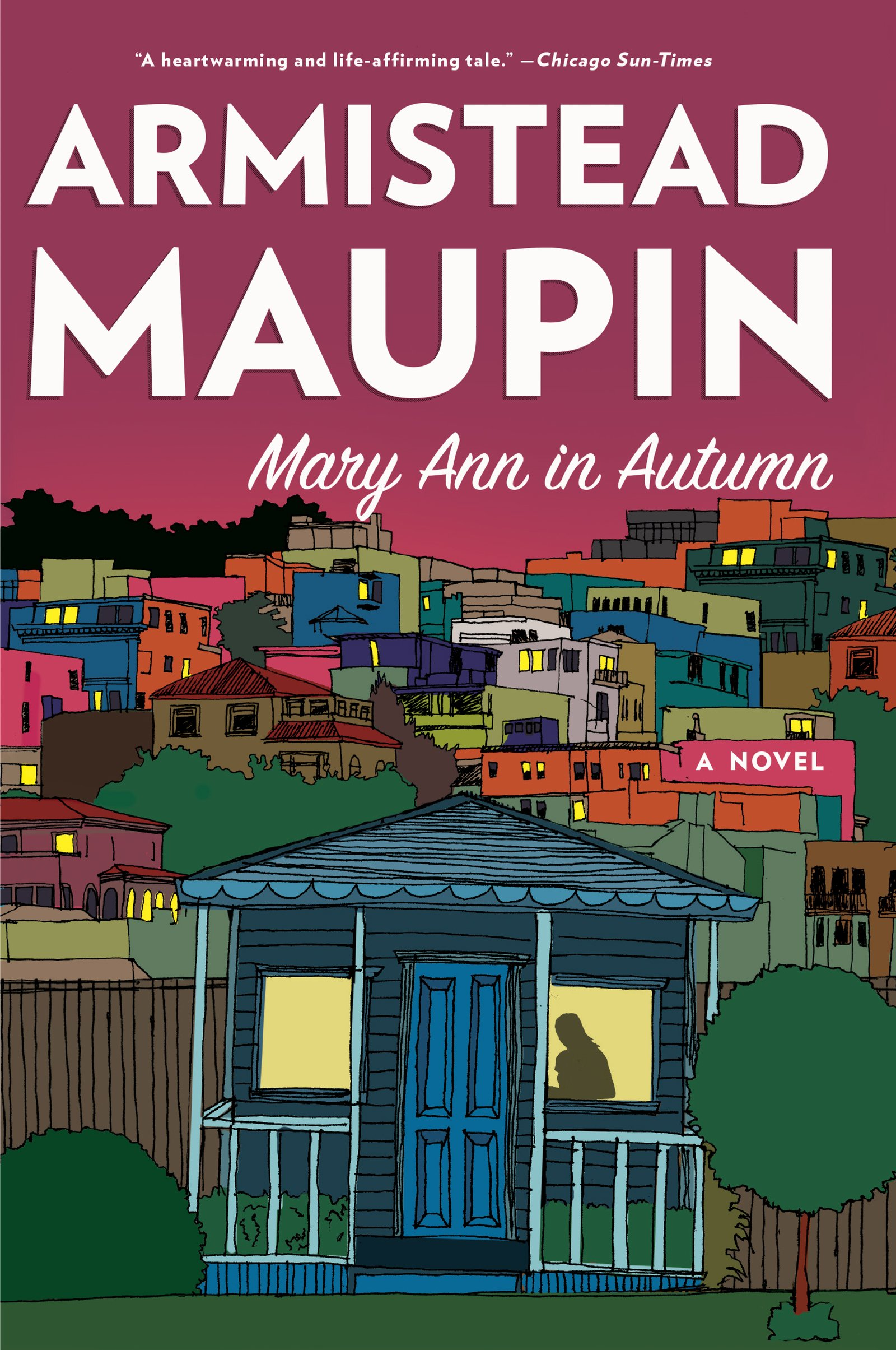 Mary Ann in Autumn: A Tales of the City Novel: Armistead Maupin:  9780061470899: Amazon.com: Books