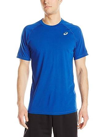 90ea2d601433c2 Amazon.com: ASICS Mens Team Essential Tee: Clothing