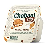 Chobani Flip Low-fat Greek Yogurt, S'more S'mores 5.3oz