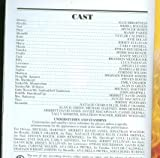 School of Rock, The Musical, Broadway Playbill