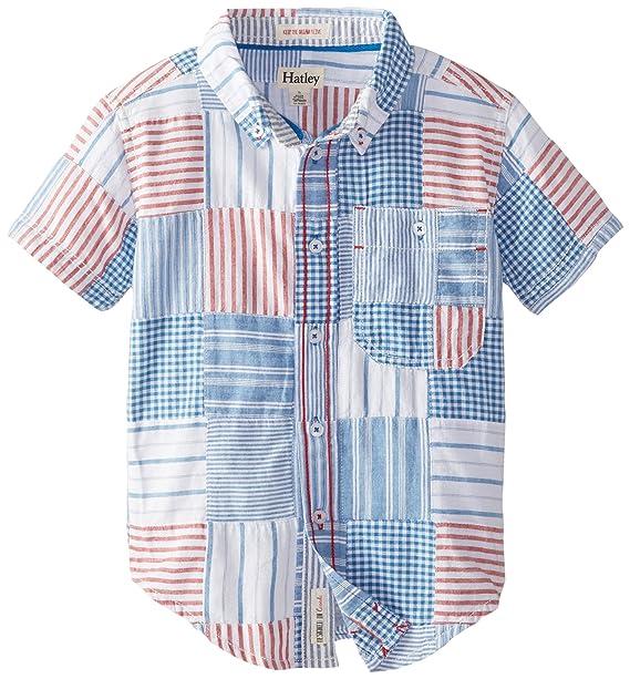 Hatley Boys Plaid Button Down Shirt