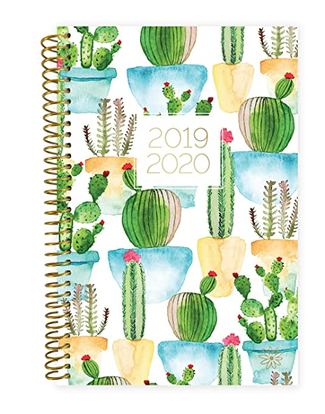 bloom daily planners 2019-2020 Academic Year Day Planner - Passion/Goal Organizer - Monthly and Weekly Dated Calendar Agenda Book - (August 2019 - ...
