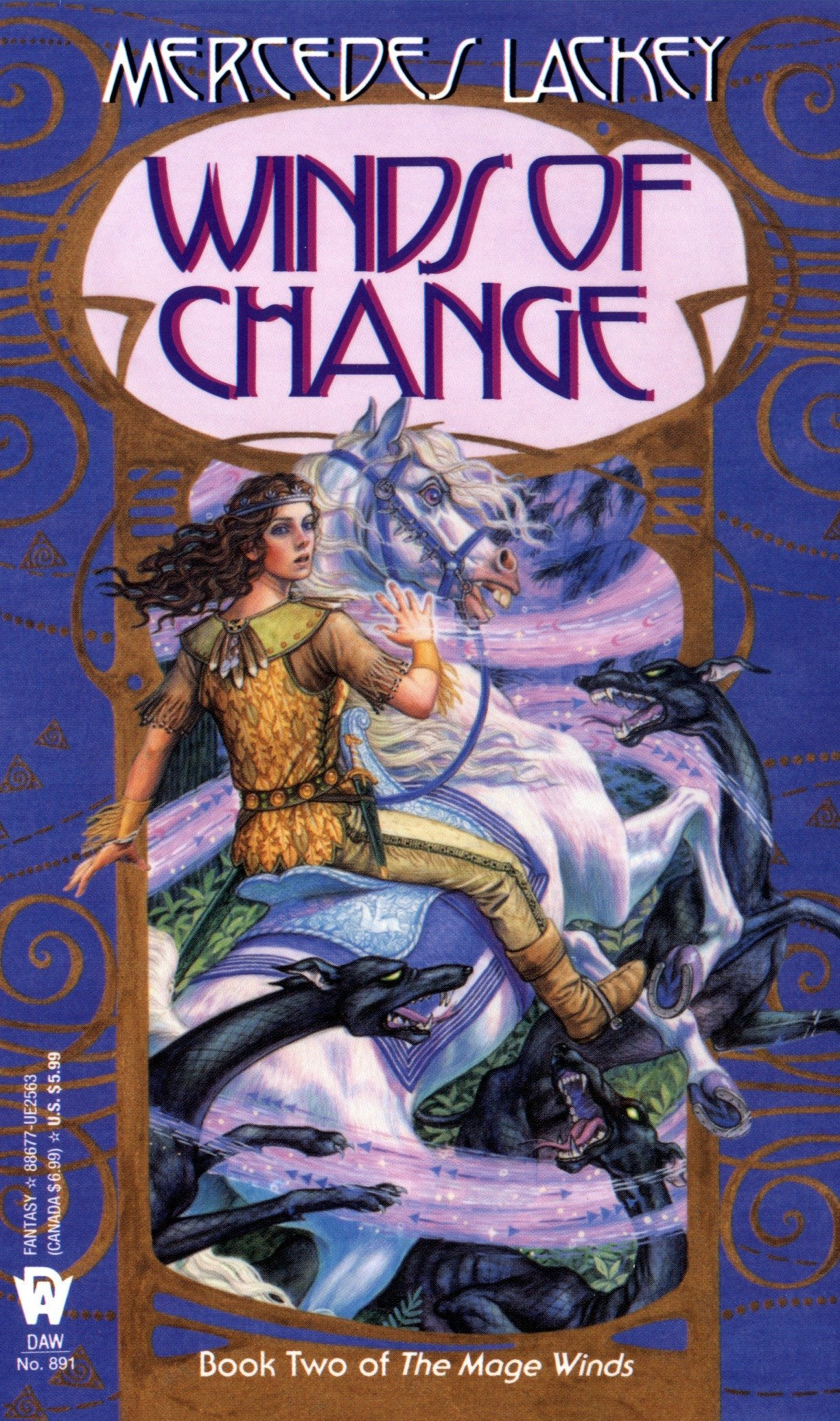 Winds of Change (The Mage Winds, Book 2) PDF