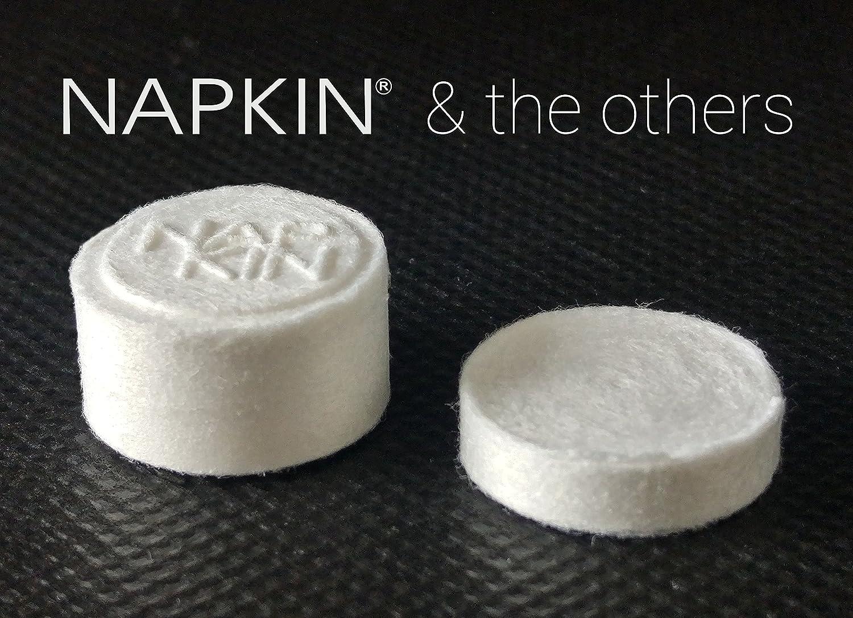 Napkin CREHO ONE 96/Komprimierte Reinigungst/ücher