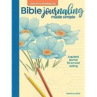 Bible Journaling Made Simple Creative Workbook