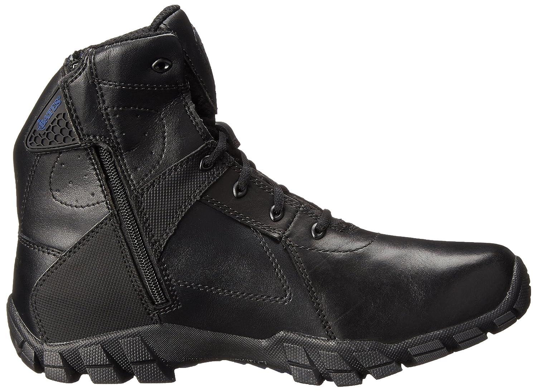 Bates Herren 15,2 cm Strike Seite Reißverschluss Stiefel Wasserdicht Tactical Stiefel Reißverschluss 0efb87