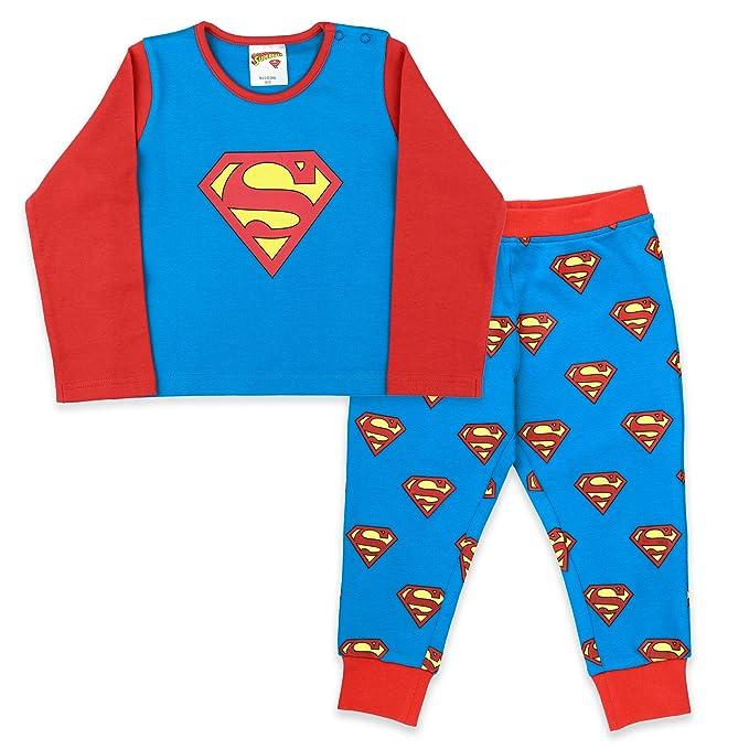 Super Baby - Pijama para bebé, talla 18-24 Months - talla inglesa,