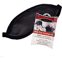 The Eye Mask - A Hot Eye Compress Heat Bag for Dry Eye, Blepharitis, MGD and other eye conditions