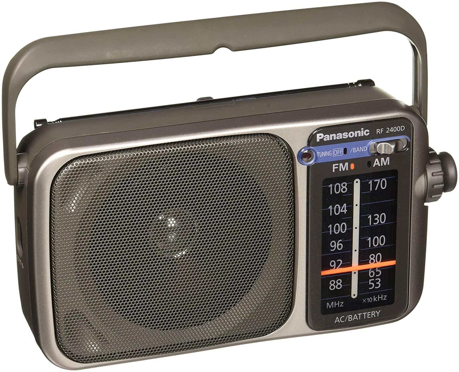 Panasonic RF-2400D AM / FM Radio