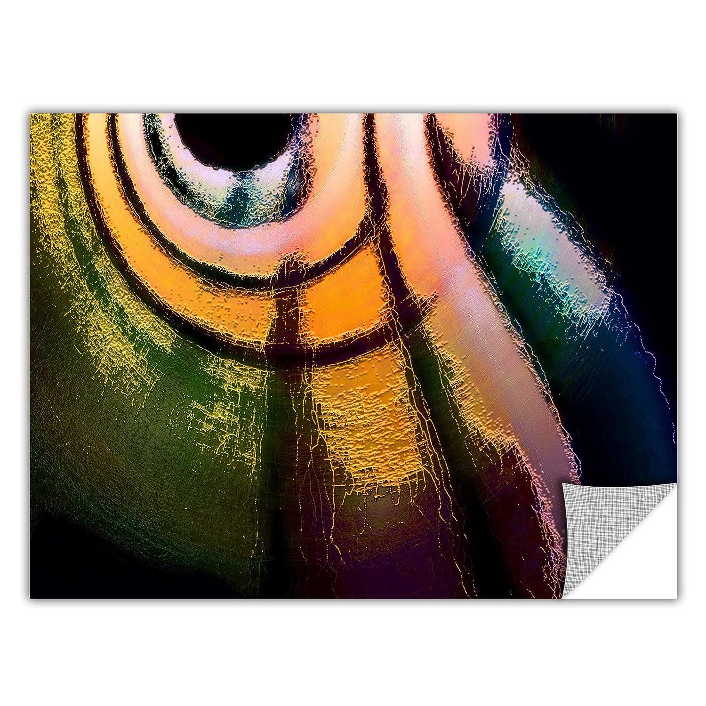 ArtWall Dean Uhlinger La Tierra al Cielo Removable Graphic Wall Art 24 by 24-Inch