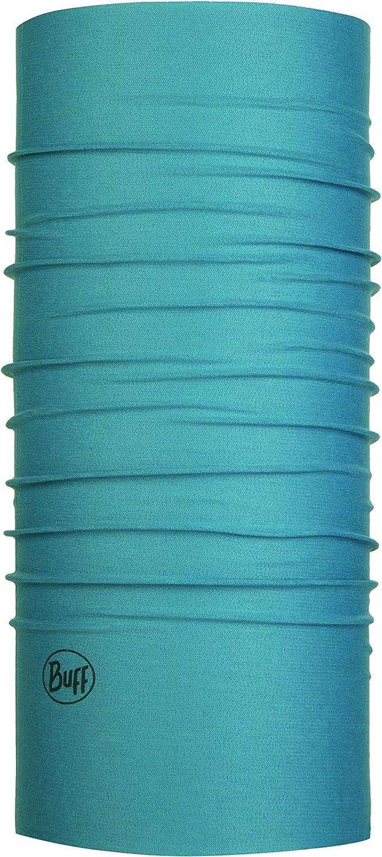 Buff CoolNet UV+ Blue Multifunctional Bandana Women/Men - Made in Spain