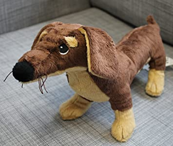 Ikea Peluche – Perro de peluche – Peluche – smaslug
