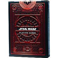 theory11 Star Wars Juego de Cartas – Dark Side (Rojo)