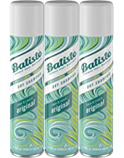Batiste Dry Shampoo, Original Fragrance, 6.73 Fl Oz,Pack of 3