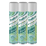 Amazon Price History for:Batiste Dry Shampoo, Original, 3 Count (Packaging May Vary)