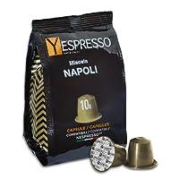 240 Capsule compatibili Nespresso NAPOLI più