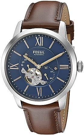 290df180018f Fossil ME3110 Townsman - Reloj de Caballero automático