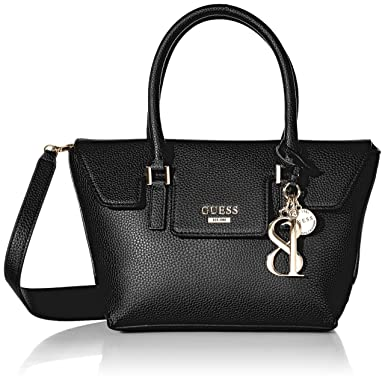 23092aac0738 GUESS West Side Small Flap Satchel