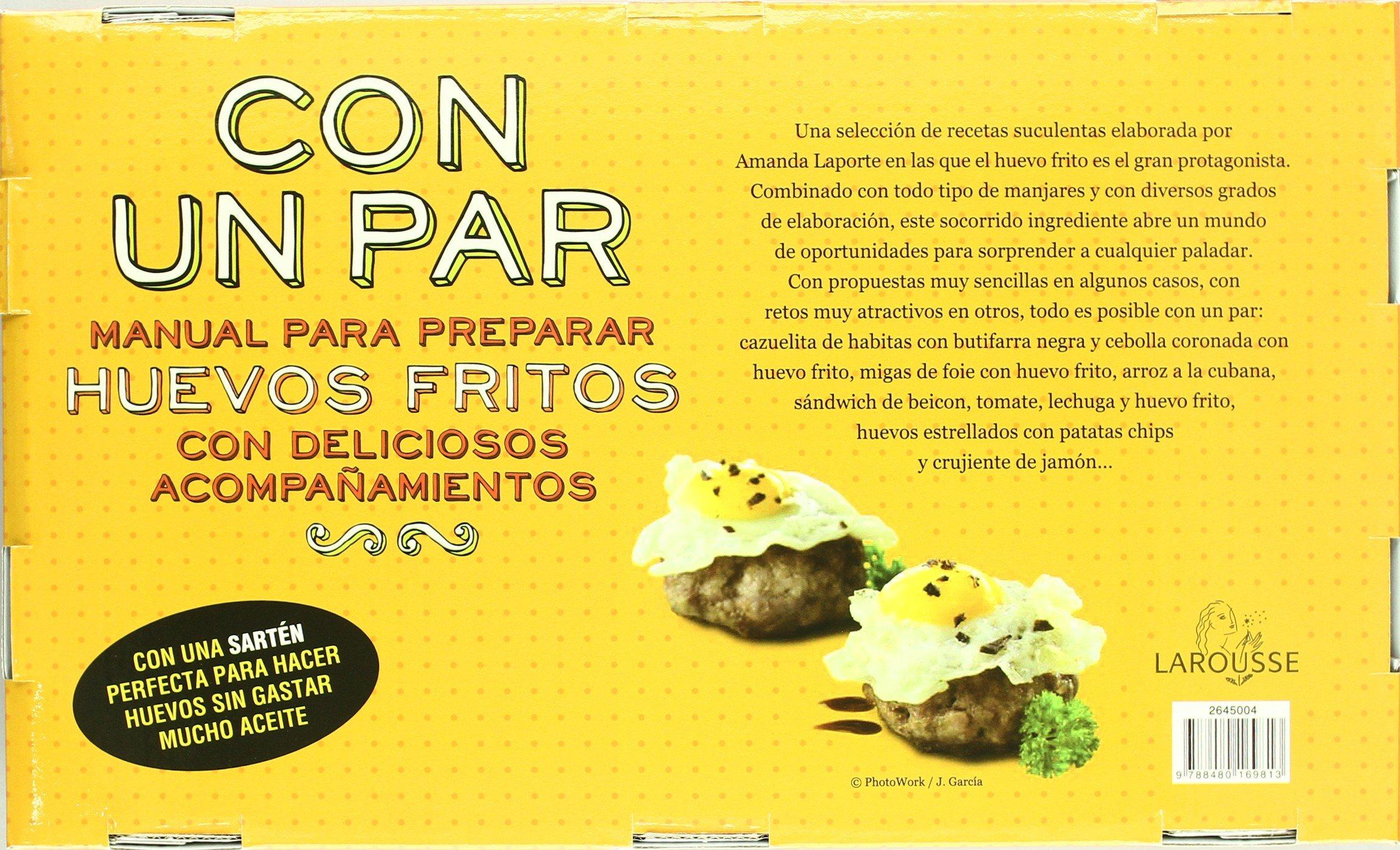 Con un par / With a couple (Spanish Edition): VV.AA.: 9788480169813: Amazon.com: Books