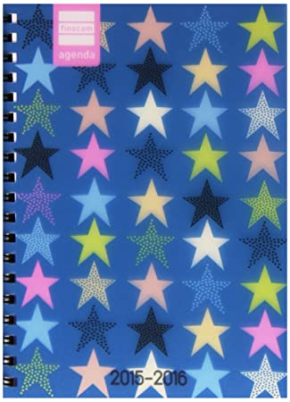 Finocam 635300716 - Agenda escolar mini stars 8º semana ...