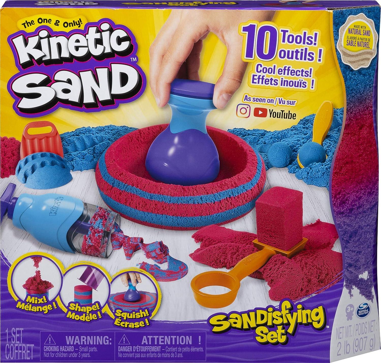Erbauer Kinetic Sand Set