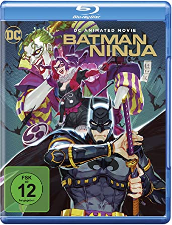 Batman: Ninja [Alemania] [Blu-ray]: Amazon.es: Jumpei ...