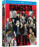 Gangsta: The Complete Series (Blu-ray/DVD Combo)
