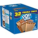 32-Pack Kelloggs Pop-Tarts Toaster Pastries (Frosted Brown Sugar Cinnamon)