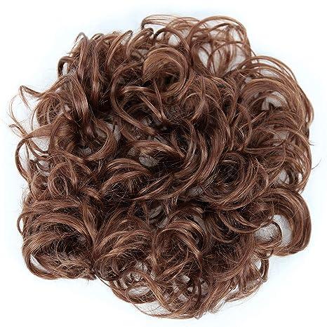 PRETTYSHOP XXL Postiche Cheveux En Caoutchouc