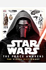 Star Wars: The Force Awakens The Visual Dictionary Hardcover