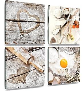 Bilder 100 x 40 cm - Home Bild - Vlies Leinwand - Kunstdrucke ...