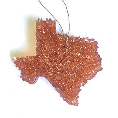 Smelldatz Butt Naked Hanging Air Freshener Car Air Freshener Car Candle Amber Texas: Home & Kitchen