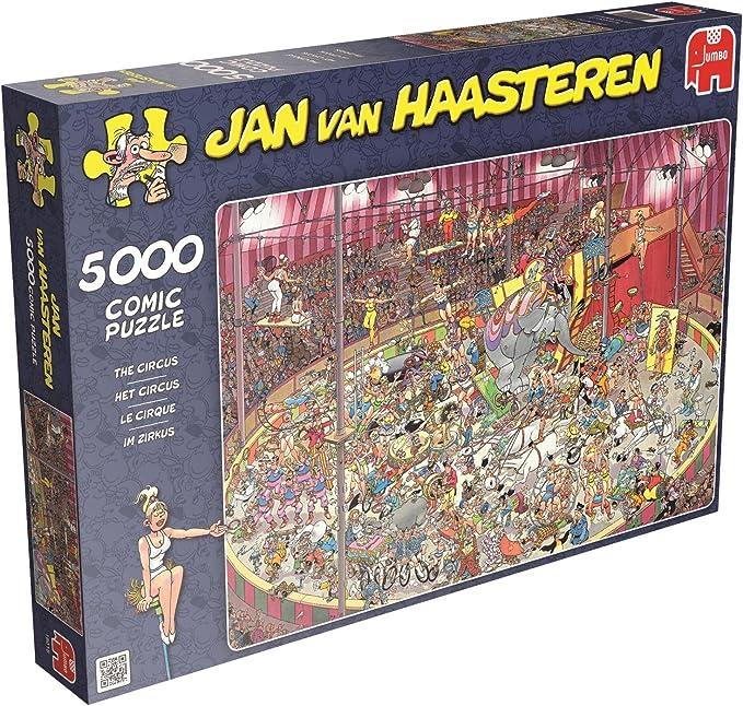 Jan van Haasteren 19028 Jan van Haasteren Pop Festival 1000 piece Jigsaw