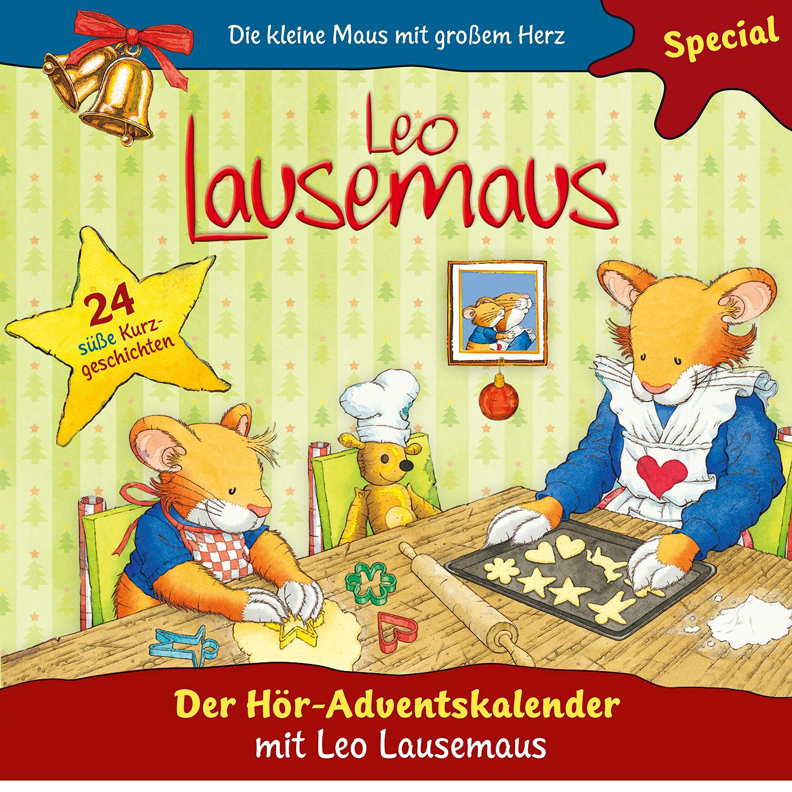 Leo Lausemaus   Der Hörspiel Adventskalender Mit Leo Lausemaus