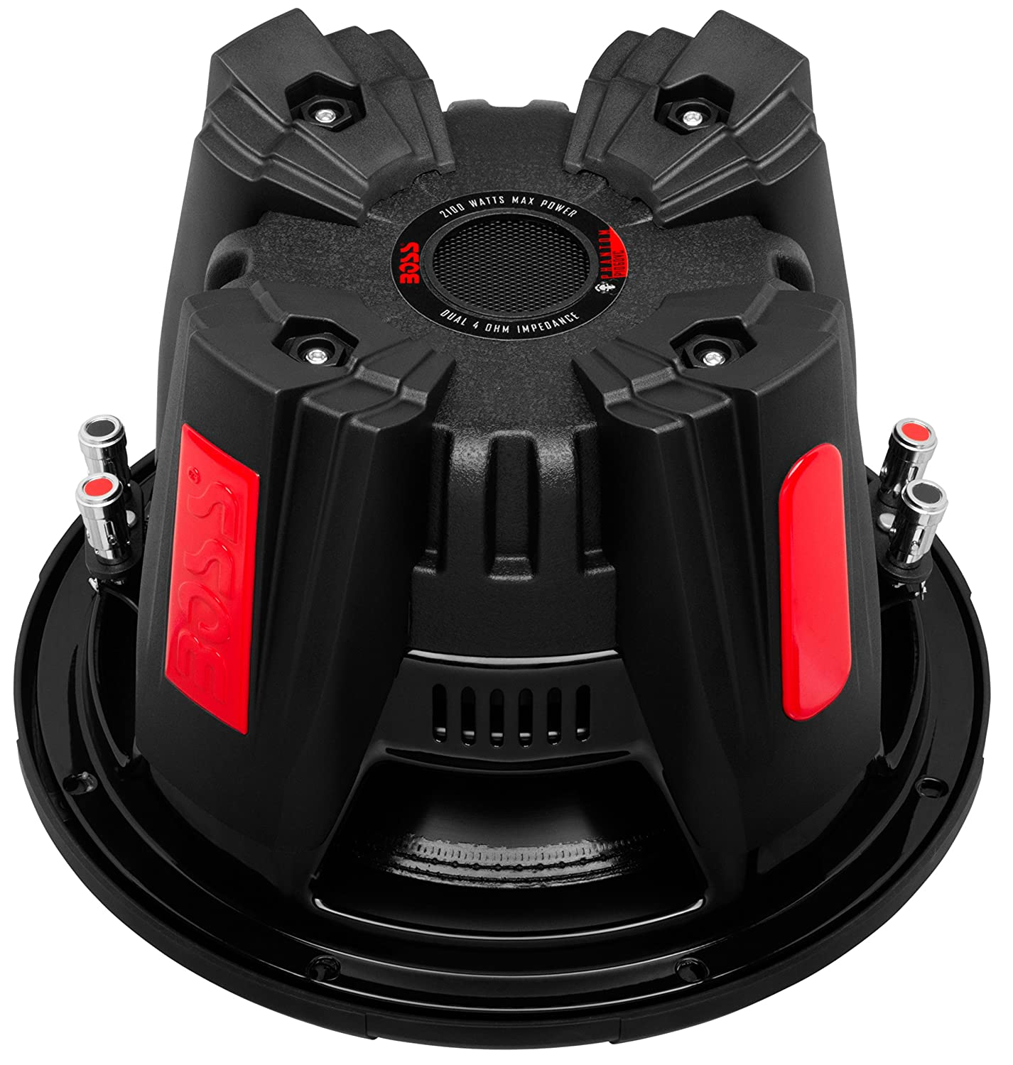 Boss Audio Systems P106DVC Subwoofer driver 2100W subwoofers para coche: Amazon.es: Electrónica