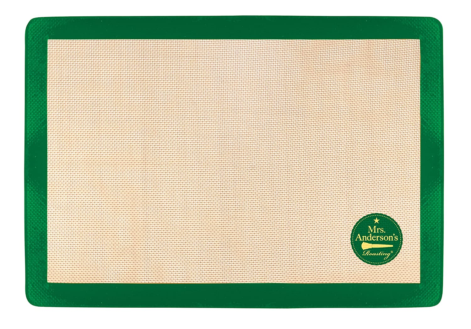 Anderson/'s Baking Non-Stick Silicone Big Baking Mat 20.5-Inches x 14.5-Inches Mrs
