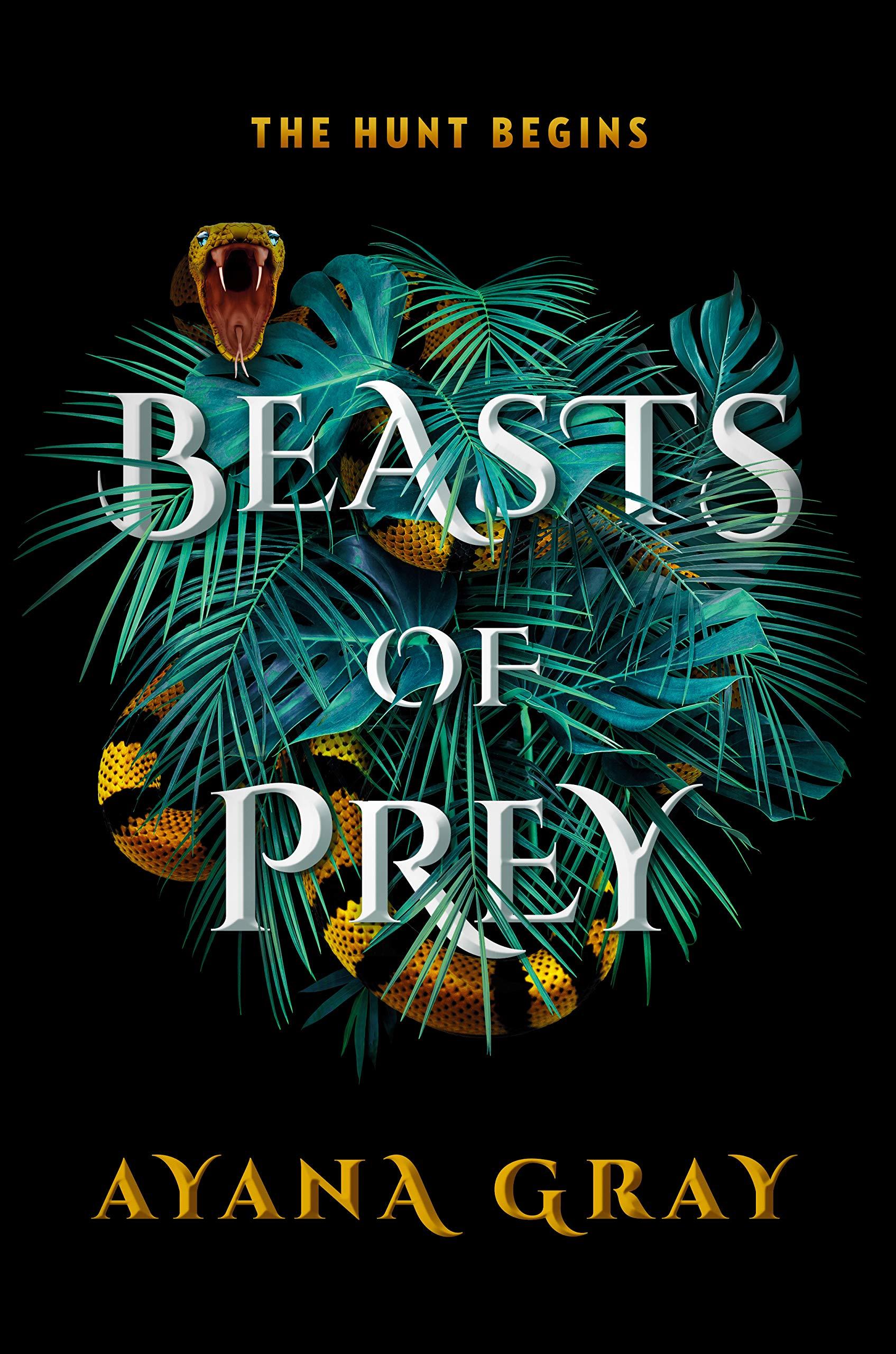 Amazon.com: Beasts of Prey (9780593405680): Gray, Ayana: Books