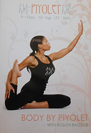 Amazon.com: PIYOLET Pilates Yoga Ballet - Body By Piyolet ...
