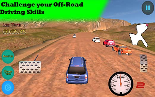 Amazon com: Off Road Racing Challenge: Appstore for Android
