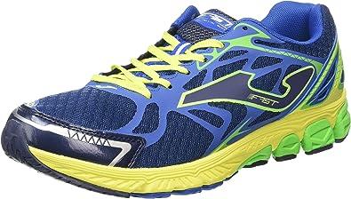 Joma Fast - Zapatillas de Running para Hombre, Color Azul Royal ...