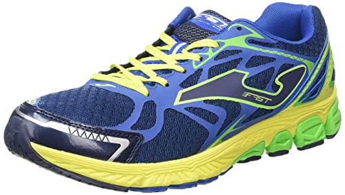Joma Fast - Zapatillas de Running para Hombre, Color Azul Royal, Talla 44.5: Amazon.es: Zapatos y complementos