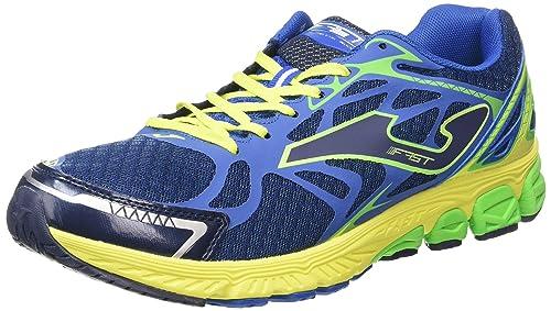 Joma Fast - Zapatillas de Running para Hombre, Color Azul Royal, Talla 44.5: Amazon.es: Zapatos y complementos