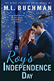 Roy's Independence Day (The Night Stalkers White House Book 5)