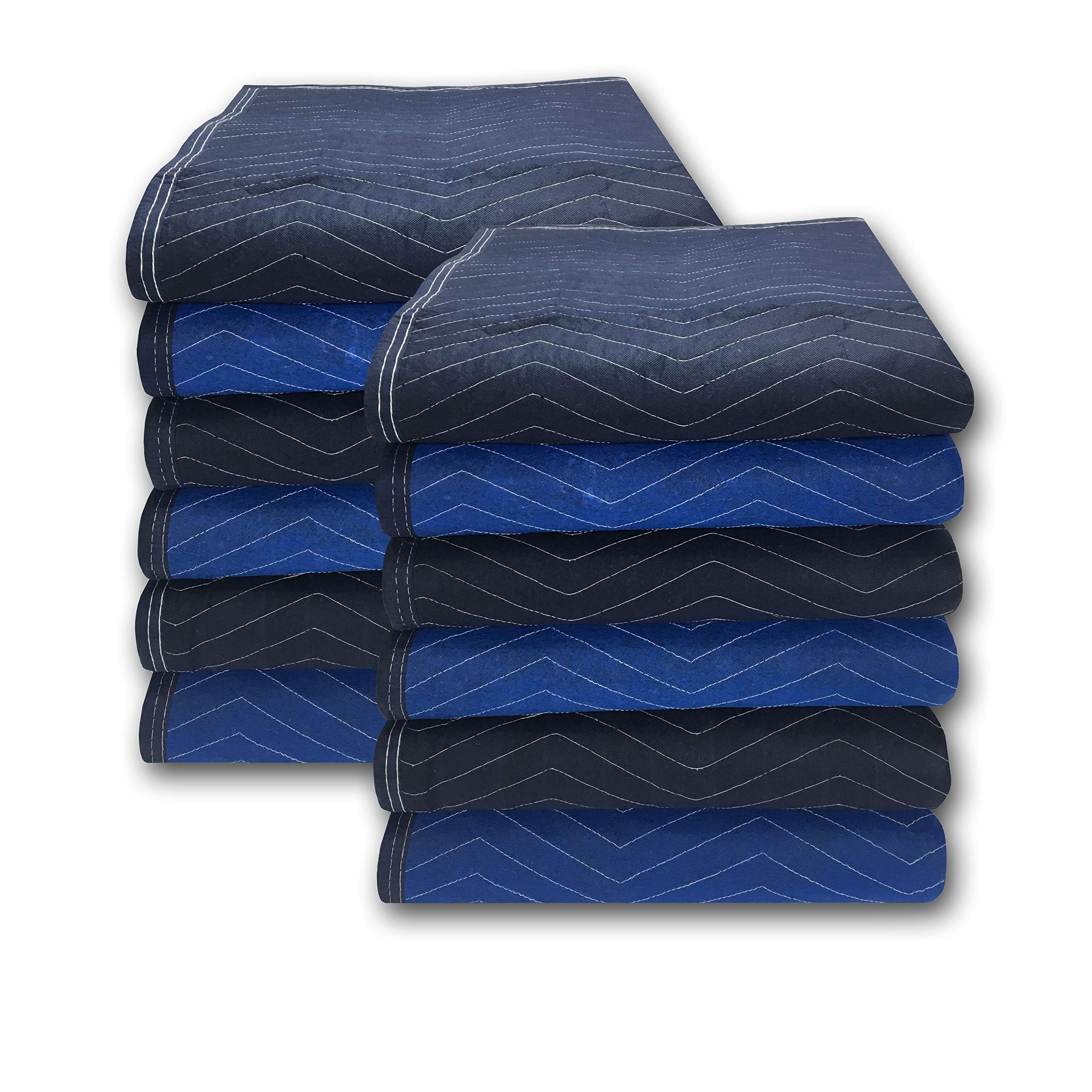 Uboxes Supreme Moving Blankets, 72 x 80 in, 6.67lbs each, 24 Pack