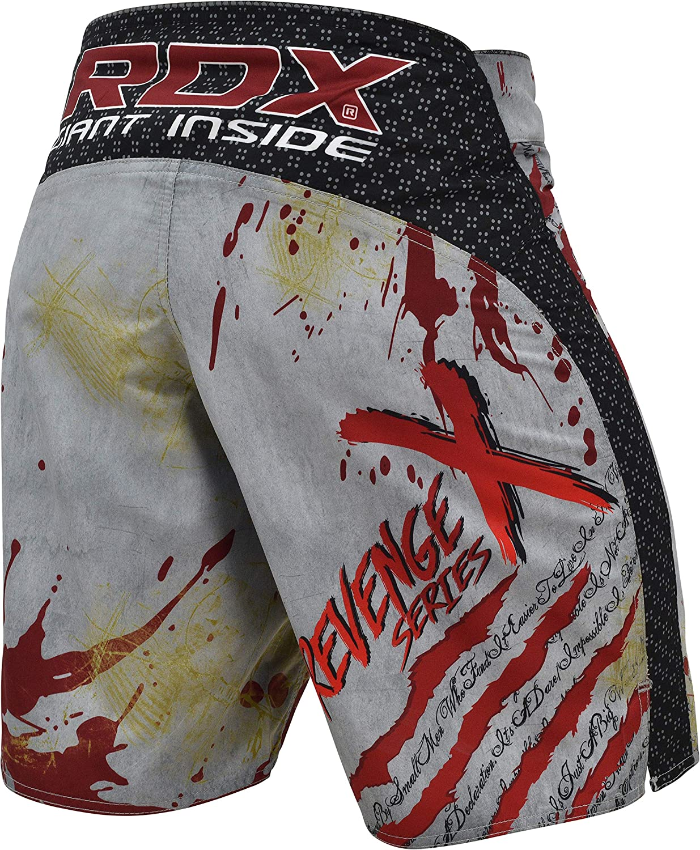 RDX MMA Short dEntra/înement Grappling Kick Boxe Free Fight Combat Arts Martiaux Cage