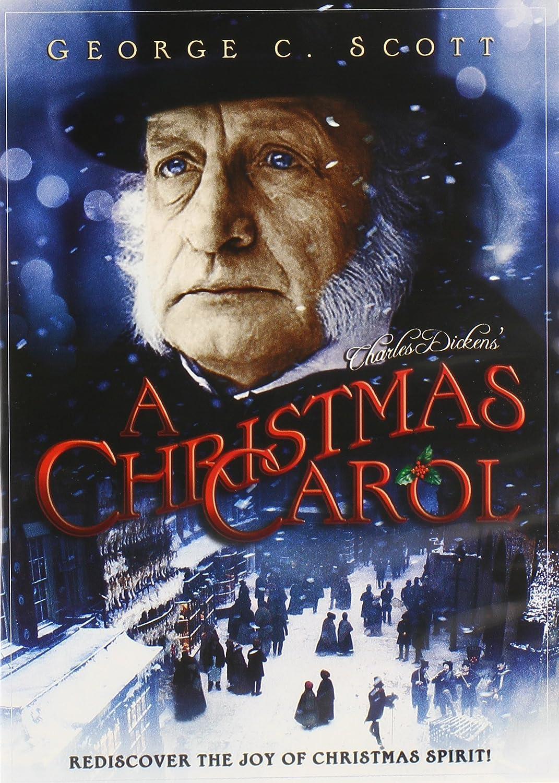 Amazon.com: A Christmas Carol: George C. Scott, David Warner ...