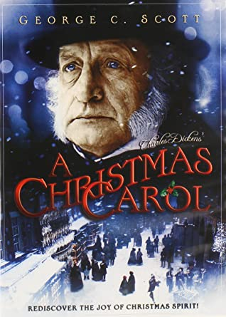 Amazon.com: A Christmas Carol: George C. Scott, David Warner ...