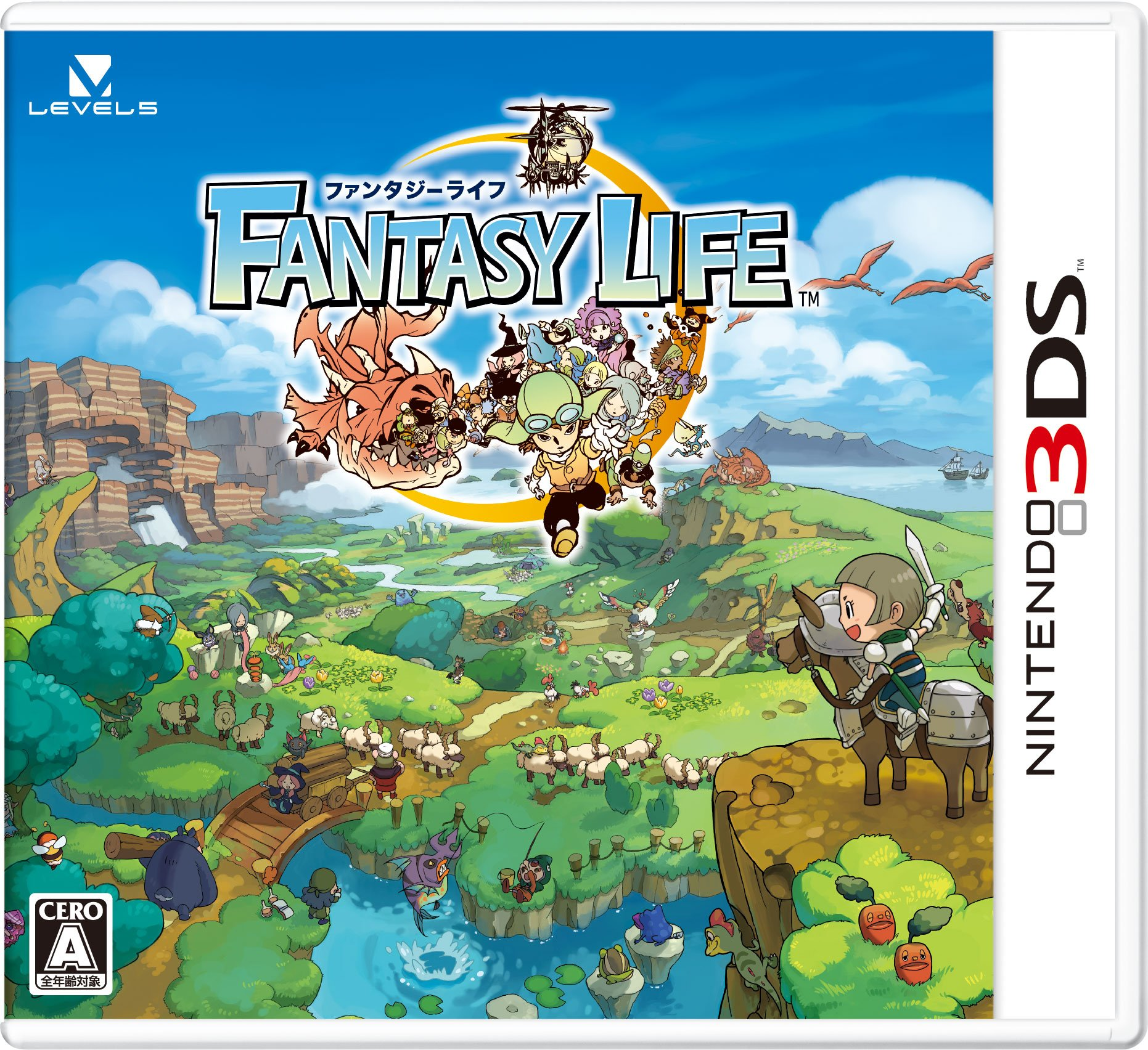 Amazon fantasy life japan import video games image unavailable gumiabroncs Images