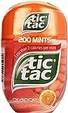 Tic Tac Mints, Orange Bottle Pack, 3.4 oz.